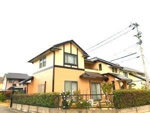 香川県高松市多肥上町外壁塗装