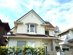 香川県丸亀市郡家町塗装・板金・屋根カバー工法