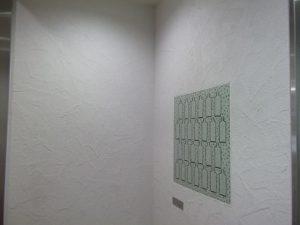 丸亀町一番館内装塗装
